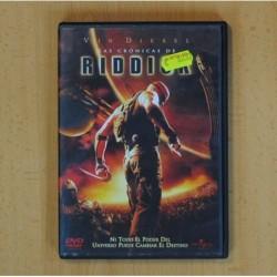 LAS CRONICAS DE RIDDICK - DVD