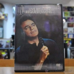 JOHNNY MATHIS - LIVE BY REQUEST - DVD