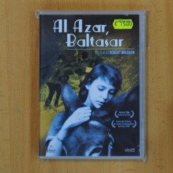ROBERT BRESSON - AL AZAR, BALTASAR - DVD