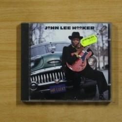 JOHN LEE HOOKER - MR. LUCKY - CD