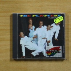 THE PLATTERS - GOLDEN HITS - CD