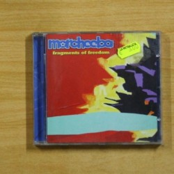 MORCHEEBA - FRAGMENTS OF FREEDOM - CD