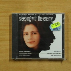 VARIOS - SLEEPING WITH THE ENEMY - CD