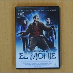 EL MONJE - DVD