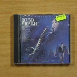 VARIOS - ROUND MIDNIGHT - CD