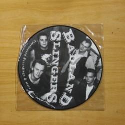 BADLAND SLINGERS - UNRELEASED RECORDINGS & MORE - PICTURE - 10 PULGADAS