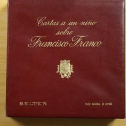 CARTAS A UN NIÑO SOBRE FRANCISCO FRANCO - BOX LP