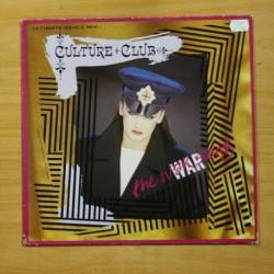 CULTURE CLUB - THE WAR SONG - MAXI