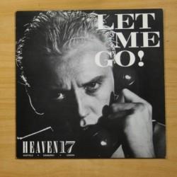 HEAVEN 17 - LET ME GO - MAXI