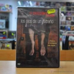 KEN WIEDERHORM - LOS OJOS DE UN EXTREO - DVD