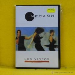 MECANO - LOS VIDEOS - DVD