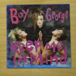 BOY GEORGE - KEE ME IN MIND - MAXI