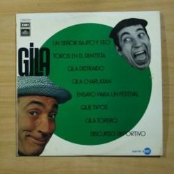 GILA - GILA - LP