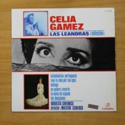 CELIA GAMEZ - LAS LEANDRAS - LP