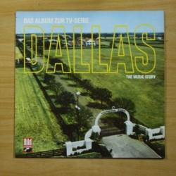 VARIOS - DALLAS THE MUSIC STORY - LP