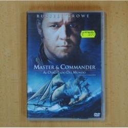 MASTER & COMMANDER AL OTRO LADO DEL MUNDO - DVD