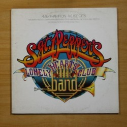 VARIOS - SGT. PEPPER´S LONELY HEARTS CLUB BAND - GATEFOLD - 2 LP