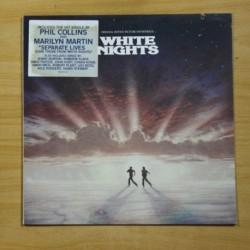 VARIOS - WHITE NIGHTS - LP