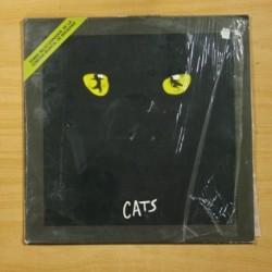 VARIOS - CATS - LP