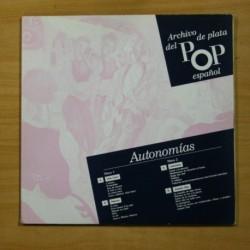ARCHIVO DE PLATA DEL POP ESPAÑOL - AUTONOMIAS - GATEFOLD - 2 LP