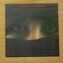 VANGELIS PAPATHANASSIOU - OPERA SAUVAGE - GATEFOLD - LP