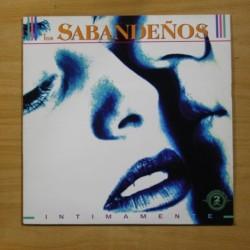SABANDEÑOS - INTIMAMENTE - 2 LP