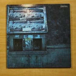 SABANDEÑOS - EN DIRECTO - GATEFOLD - 2 LP