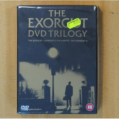 THE EXORCIST TRILOGIA - V.O.S. - DVD