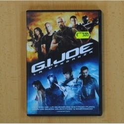 G. I. JOE LA VENGANZA - DVD