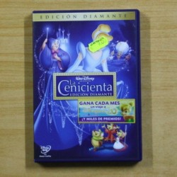LA CENICIENTA - DVD