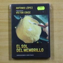 ANTONIO LOPEZ - EL SOL DEL MEMBRILLO - DVD