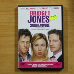 BRIDGET JONES SOBREVIVIRE - DVD