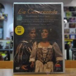 JOHN COX - LA CENERENTOLA - DVD
