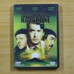 LOS CAÑONES DE NAVARONE - DVD