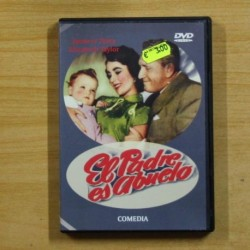 EL PADRE ES ABUELO - DVD