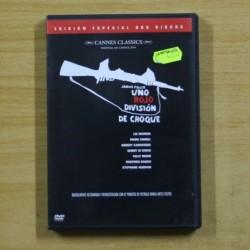 UNO ROJO DIVISION DE CHOQUE - DVD