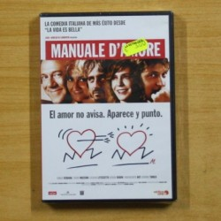 MANUALE D´AMORE - DVD
