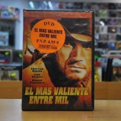 TOM GRIES - EL MAS VALIENTE ENTRE MIL - DVD