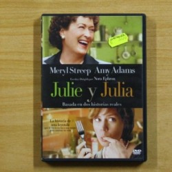 JULIE Y JULIA - DVD