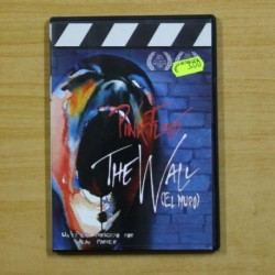 PINK FLOYD THE WALL - DVD
