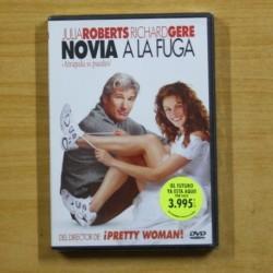 NOVIA A LA FUGA - DVD