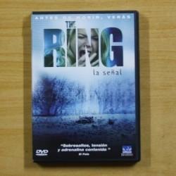 THE RING LA SEÑAL - DVD