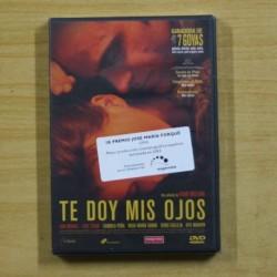 TE DOY MIS OJOS - DVD
