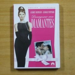 DESAYUNO CON DIAMANTES EDICION ANIVERSARIO - DVD