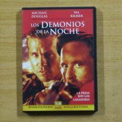 LOS DEMONIOS DE LA NOCHE - DVD