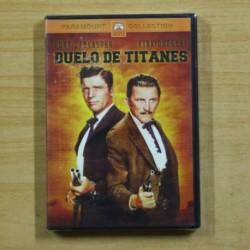DUELO DE TITANES - DVD