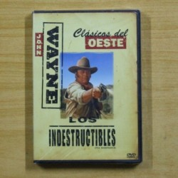 LOS INDESTRUCTIBLES - DVD