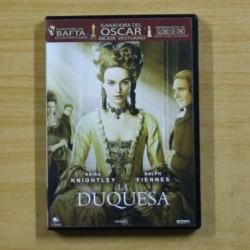 LA DUQUESA - DVD