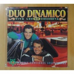 DUO DINAMICO - VIVA LOS CINCUENTA - LP