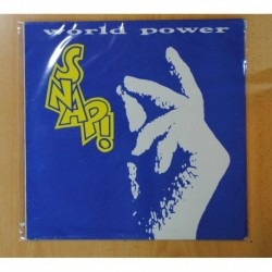 SNAP! - WORLD POWER - LP